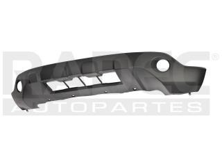 defensa delantera honda cr-v 2007-2008-2009-2010-2011 c/hoyo