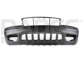 defensa delantera jeep grand cherokee 2001-2002-2003 cromado