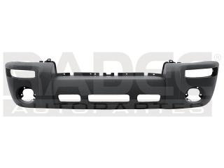 defensa delantera jeep liberty 2002-2003-2004 corrugada