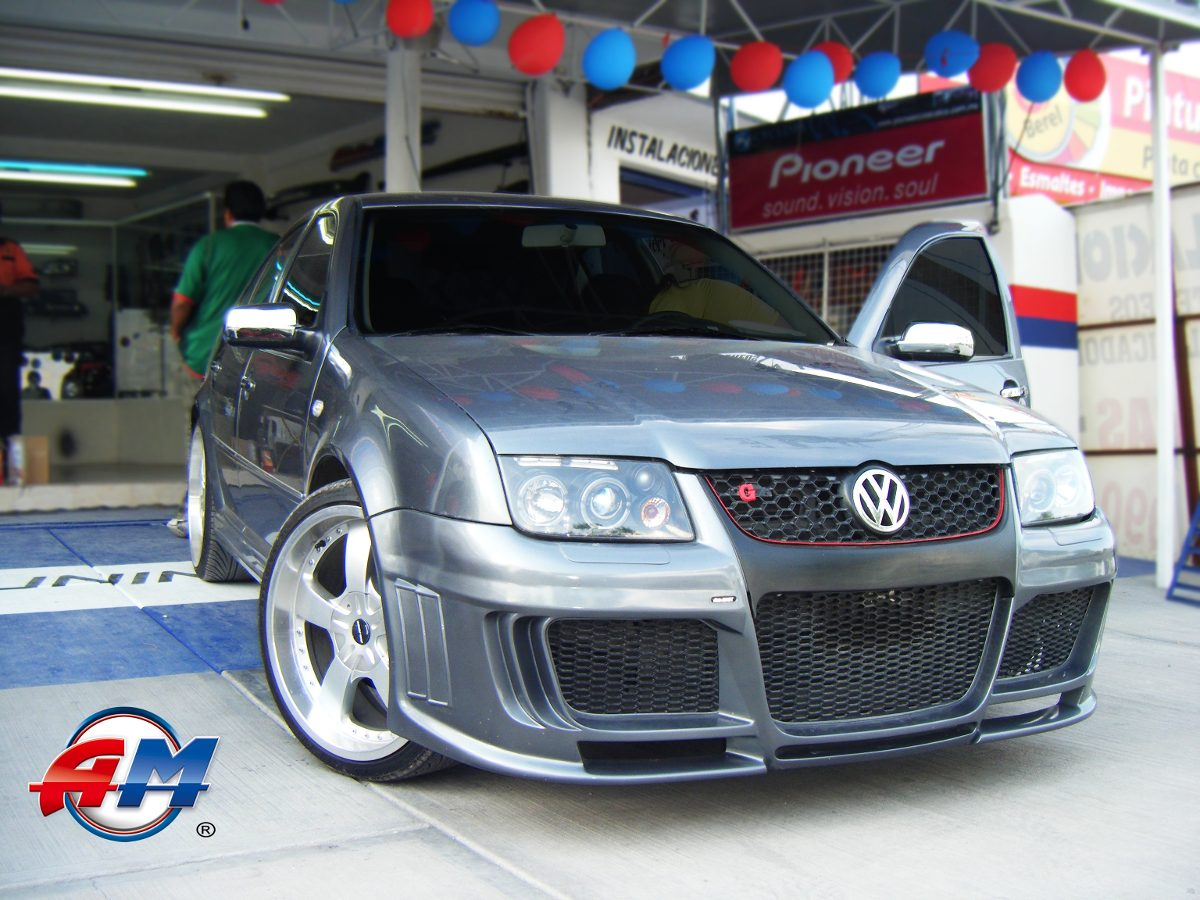 Defensa Delantera Jetta A4 1999 2000 2001 2002 2003 2004