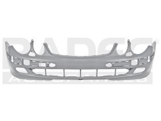 defensa delantera mercedes benz clase e 2003-2004-2005-2006