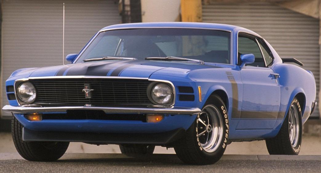 Defensa Delantera Mustang 1970-1969 Y Partes Relacionadas ...