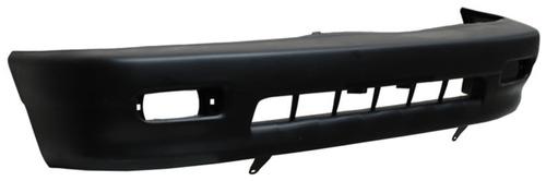 defensa delantera toyota tacoma 2000 negra plastico 2wd