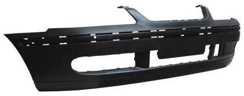 defensa delantera volkswagen pointer 2001 s/mold + regalo