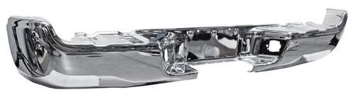 defensa fascia trasera tacoma 05-11 cromada + regalo