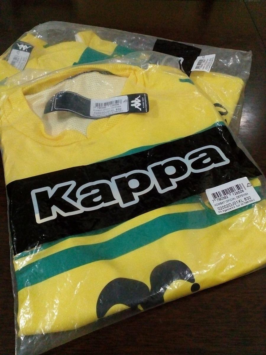 Camiseta De Defensa Y Justicia Marca Kappa Xl -   1.200 fad7dd7f2136a