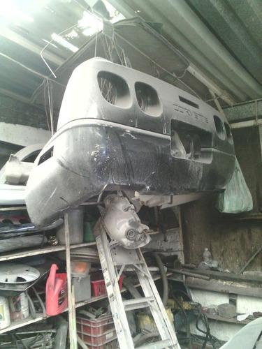 defensa para corvette 95