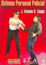 defensa personal policial(libro )