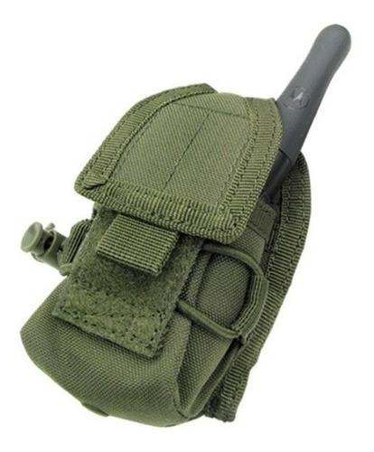 defensa táctica y personal,cóndor hhr bolsa olive drab..