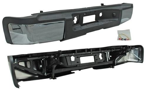 defensa trasera chevrolet silverado sierra 2012-2013 1