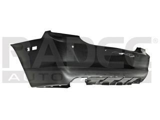 defensa trasera dodge charger 2011-2012-2013-2014 c/hoyo