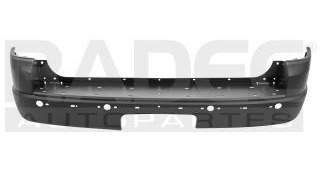 defensa trasera ford explorer 2006-2007-2008-2009 corrugada