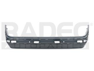 defensa trasera mercedes benz clase e 2000-2001-2002