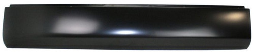defensa trasera roll pan chevrolet silverado 1999 - 2006