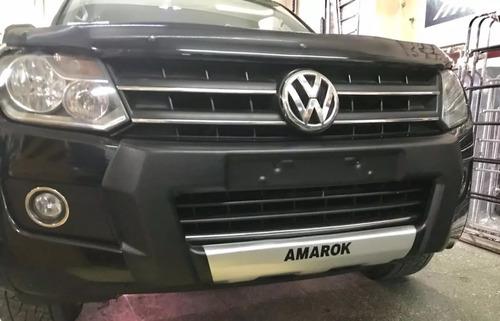 defensa urbana plástica para volkswagen amarok