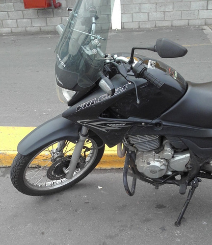 defensa y cubre cárter honda falcon motoperimetro®