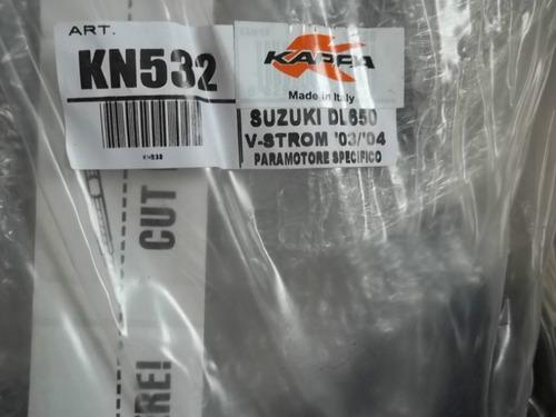 defensas laterales motor suzuki dl650 vstrom 650 kappa kn532