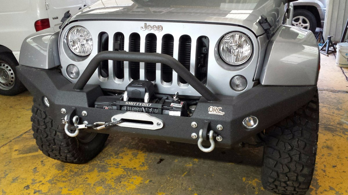 Defensas Para Jeep 4x4 18 999 00 En Mercado Libre
