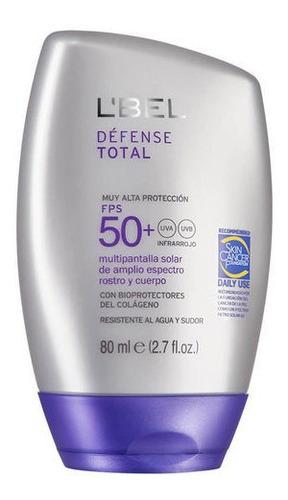 défense total para rostro y cuerpo - - - ml a $786