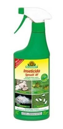 defensivo inseticida spruzit 250ml cultivo indoor pulgão