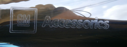 deflector capo trailblazer 08-09 original gm accesories
