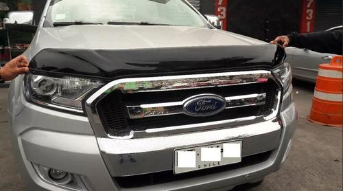 deflector de capot ford ranger 2013-2015 importado oferta