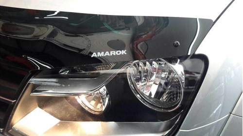 deflector de capot importado p/ volkswagen amarok el mejor!!