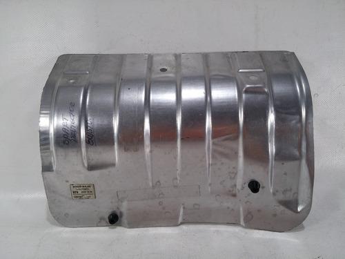 deflector protector silenciador chevrolet spark 95626184