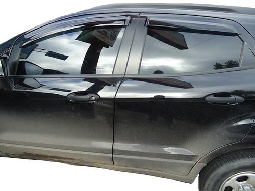deflectores de ventanas ecosport kinetic x4  hasta 2017