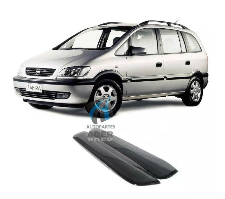 Deflectores Ventanilla Trasero Chevrolet Zafira Adhesivo 61694