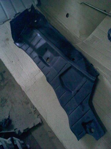 defletor aparador agua gm corsa 94 01 parabrisas painel capo