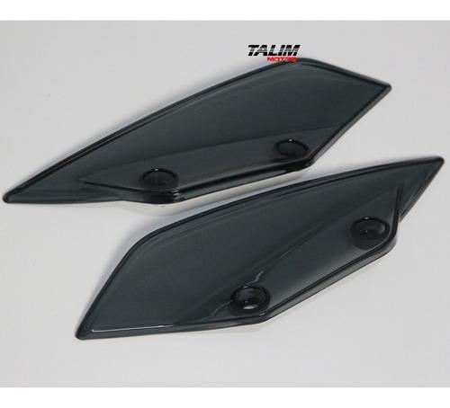defletor bmw s1000 rr 12-14 acabamento carenagem lateral par