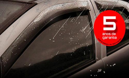 defletor calha de chuva gm cruze sedan - tg poli