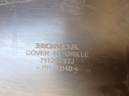 defletor do motor protetor honda hrv h-rv original