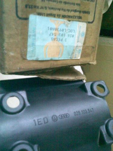 defletor oleo tampa cabeçote valvula kombi diesel vw origina