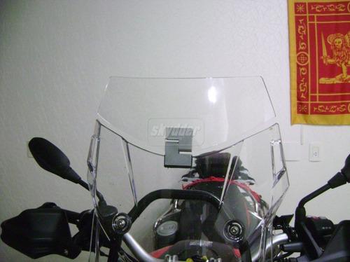 defletor para bolha original bmw f800gs f 800 gs adventure