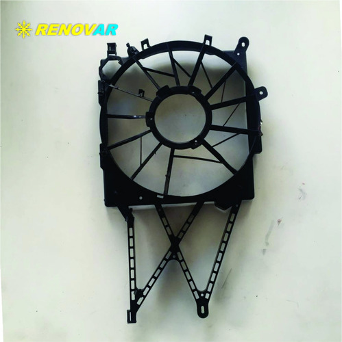 defletor radiador astra