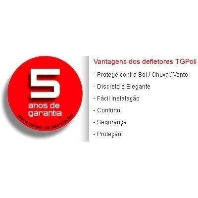 defletor tg poli gm s10 cab. simples 2012 / 2016 2 portas