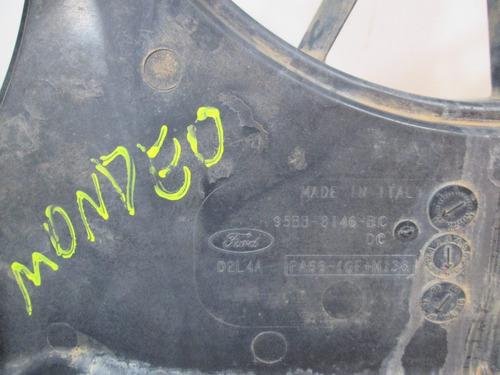 defletor ventoinha mondeo 96 2 encaixes quebrados 10131