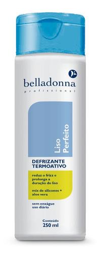 defrizante liso perfeito belladonna  250 ml