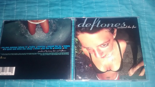 deftones - around the fur (system of a down)