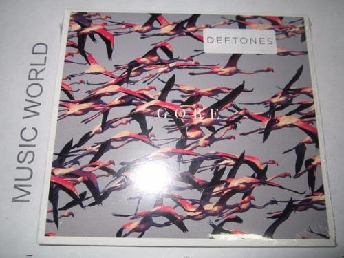deftones gore cd  nuevo disponible importado u.s.a