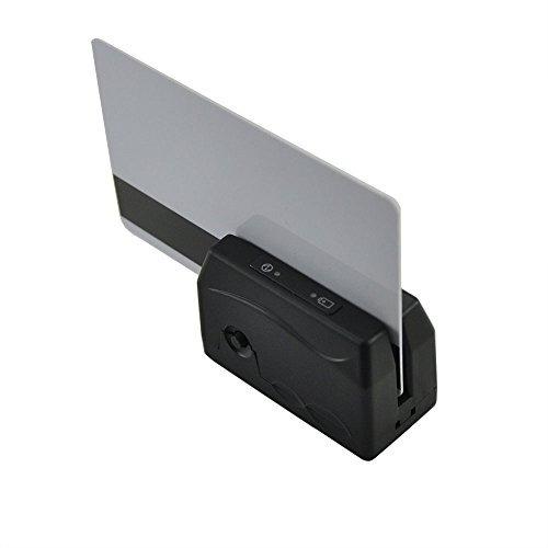 deftun minidx3 golpe fuerte portable tarjeta de crédito mag