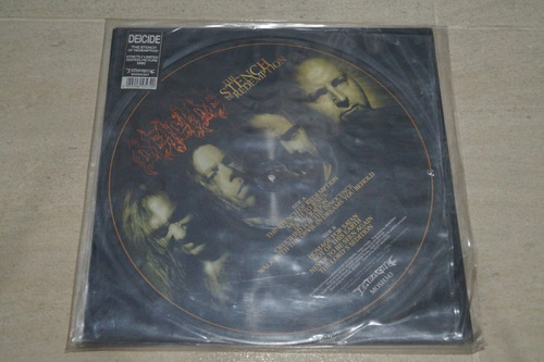 deicide the stench of redemption vinilo rock activity