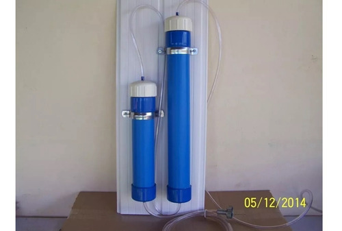 deionizador completo c/ resina mb475 = mb478 carvão e perlon