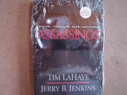 deixados para trás v. 6 assassinos tim lahaye