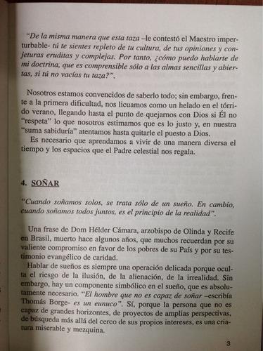 dejando huellas. cirilo tescaroli. editorial sin fronteras.