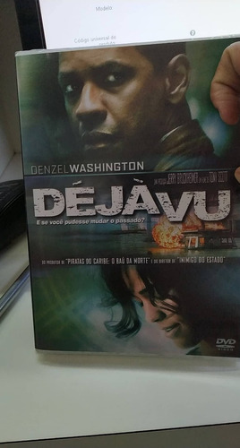 dejavu -denzel washington-dvd