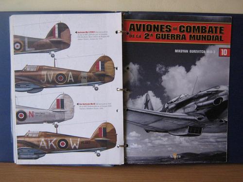 del 1 al 10 primeros fasciculos altaya 2da guerra mundial.