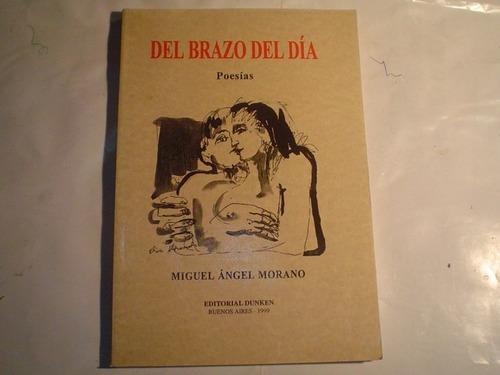 del abrazo del dia poesias miguel angel morano dunken 1999